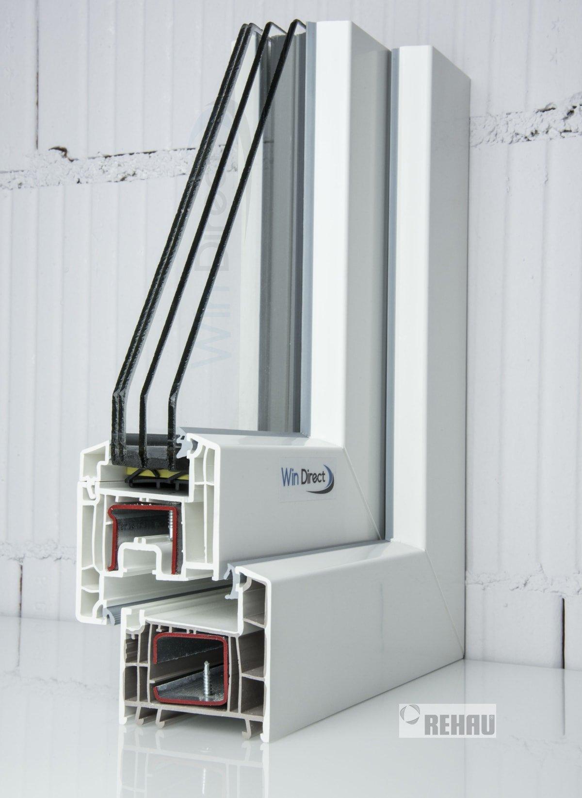 Fenster Rehau E-Design