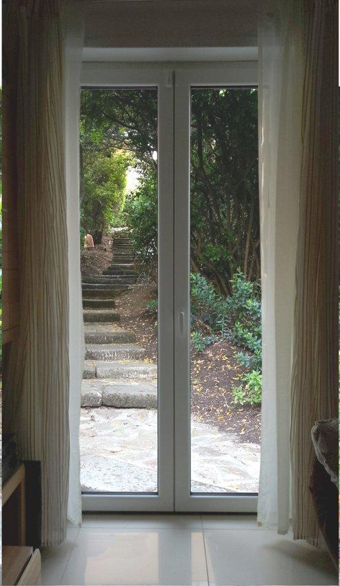 Balkontüren in Pvc