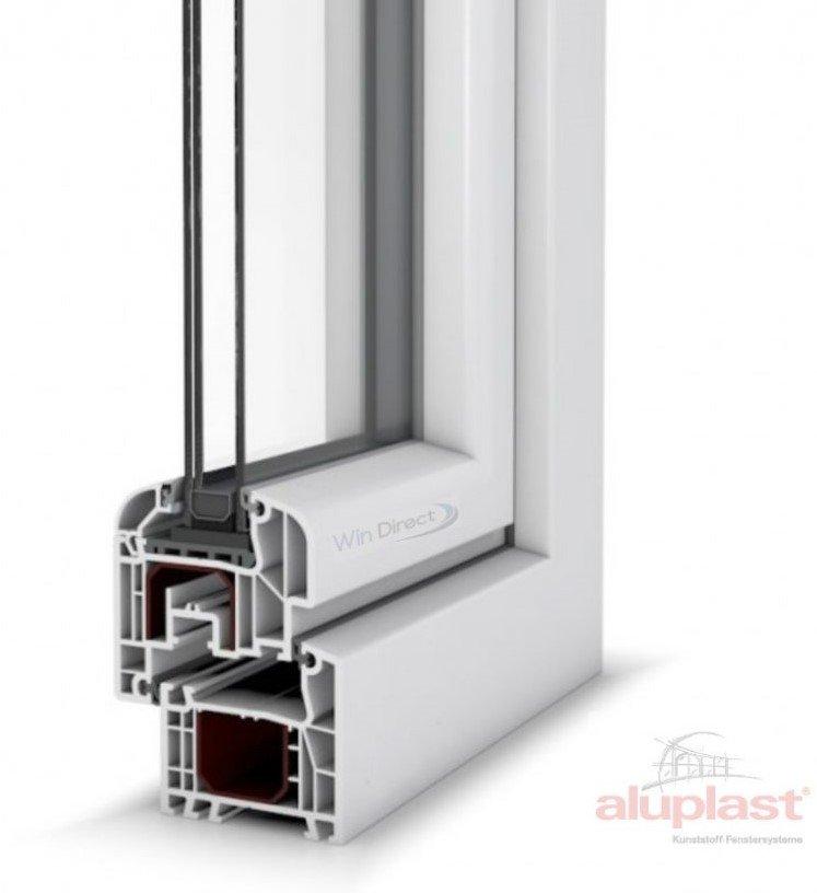 Fenster Ideal Aluplast 4000